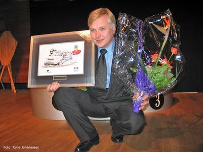 Årets bilsportutøver 2004